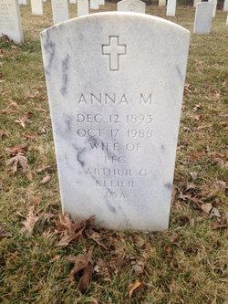 Anna Marie <I>Rochner</I> Kleier