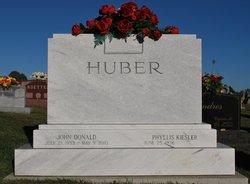 John Donald Huber