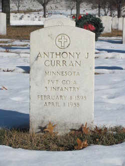 Anthony John Curran
