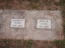 """Elizabeth Jane """"Betsy"""" <I>Huffstutler</I> Cluck"""