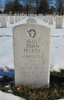 Paul John Felegy