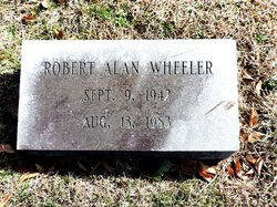 Robert Alan Wheeler