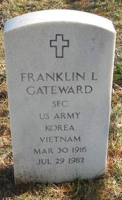 Franklin L Gateward