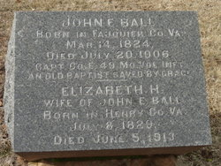 John Edmund Ball