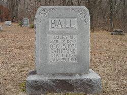 John Bailey Mason Ball