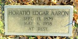 Horatio Edgar Aaron