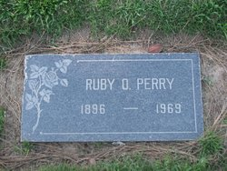 Ruby Olive <I>Pettit</I> Perry