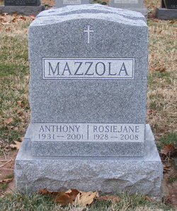 Rose Jane <I>Faugno</I> Mazzola