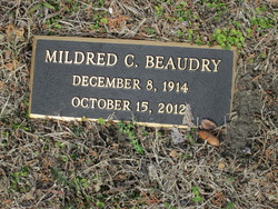 Mildred Catherine <I>King</I> Beaudry