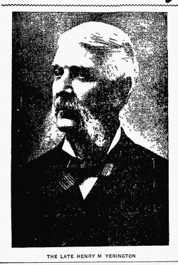 Henry Marvin Yerington