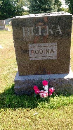 Anna <I>Sedlacek</I> Belka