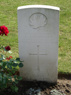 Private Carl James Doughty