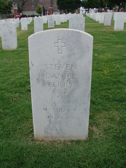 Steven Daniel Berry