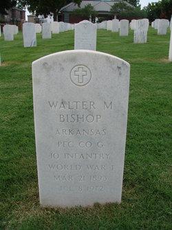 Walter M Bishop
