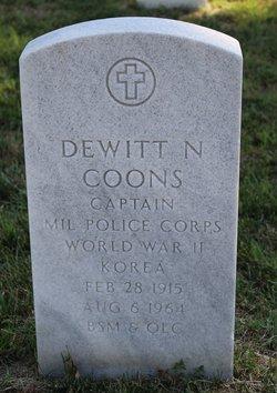De Witt N Coons