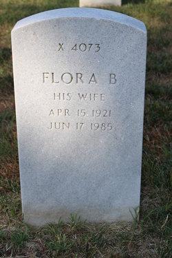 Flora B Coons