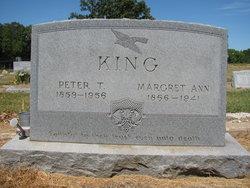 Margaret A. <I>Sailors</I> King