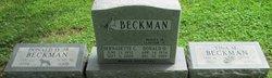 Donald O. Beckman Jr.