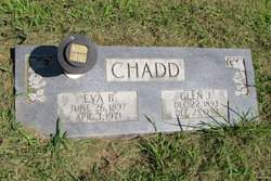 Eva Blanche <I>Slates</I> Chadd
