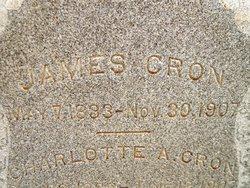 James Cron