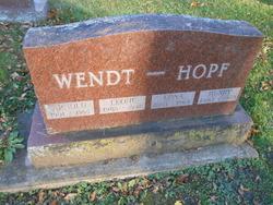 Arnold Willard Wendt