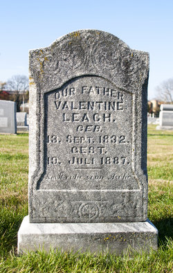 Valentine Leach