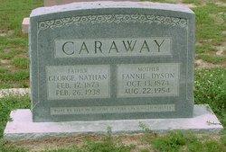 Fannie <I>Dyson</I> Caraway
