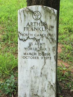 Arthur W Franklin
