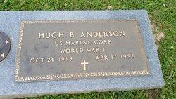 Hugh Billy Anderson