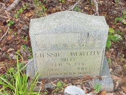"""Jesse """"Billy"""" Worthy"""