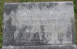 Vernon Arthur Brooks