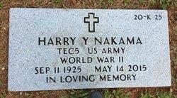 Harry Yoshimitsu Nakama