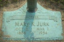 Mary K <I>Reimer</I> Jurk