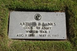 Arthur E Banks