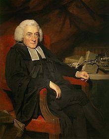 Rev William Robertson