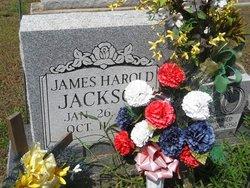 James Harold Jackson