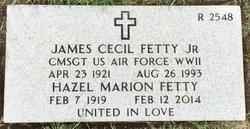 James Cecil Fetty, Jr