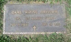 Carl Wayne Grissom