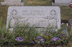 Leroy E. Slater