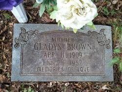 Gladys Irene <I>Hinch</I> Brown