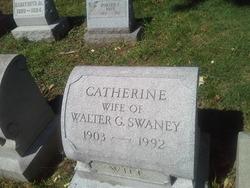 Catherine <I>Wilson</I> Swaney