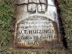 "John Tekes ""John"" Huizinga"