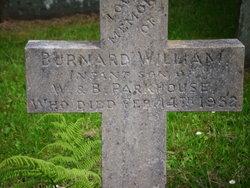 Burnard William Parkhouse