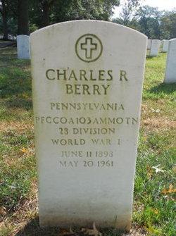 Charles R Berry