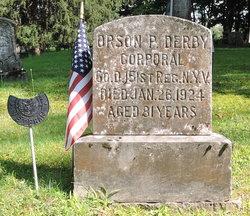 Orson Phillips Derby, Sr