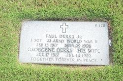 Paul Derks, Jr