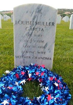 Louise <I>Muller</I> Garcia