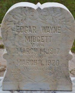 Edgar Wayne Midgett