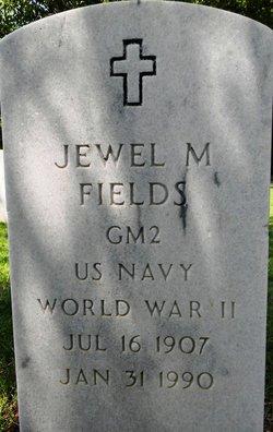 Jewel M Fields