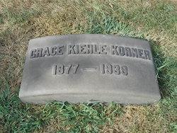 Grace Julia <I>Kiehle</I> Korner